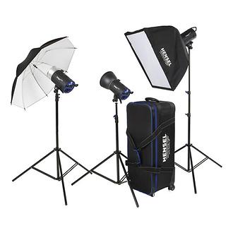 Hensel | Integra Mini 900 3 Light Kit | 7338370