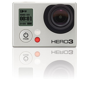 GoPro | HERO3: Black Edition Camera (Adventure Kit) | CHDHX301