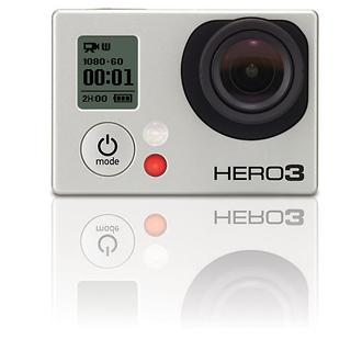 GoPro   HERO3: Black Edition Camera (Surf Kit)   CHDSX301