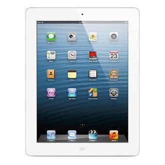 Apple | 16GB iPad with Retina Display and Wi-Fi (4th Gen, White) | MD513LLA