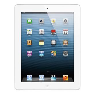 Apple | 32GB iPad with Retina Display and Wi-Fi (4th Gen, White) | MD514LLA
