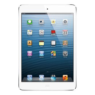 Apple | 16GB iPad mini with Wi-Fi (White & Silver) | MD531LLA