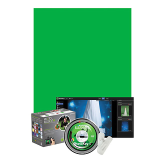 Westcott | Illusions Photo Green Screen Software Standard Bundle | 5002