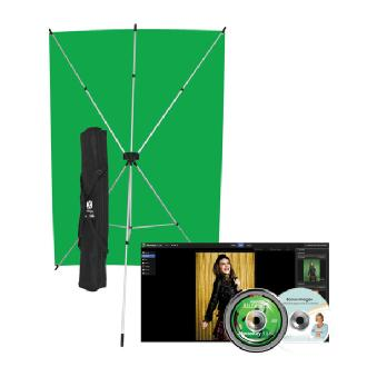 Westcott | Illusions Erin Manning Green Screen Creation Kit | 409