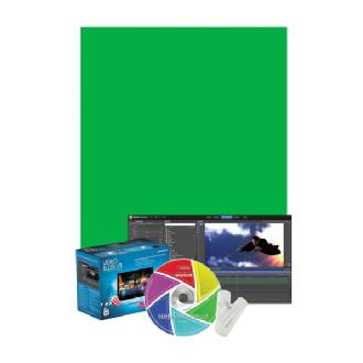Westcott | Illusions Video Green Screen Software Lite Bundle | 817