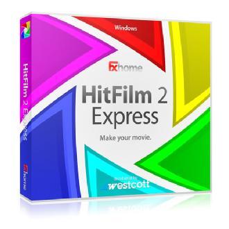 Westcott | HitFilm 2 Express | 8000B