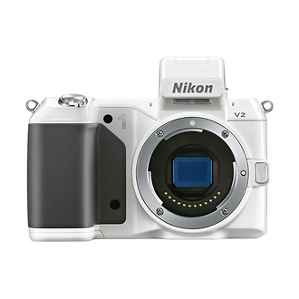 Nikon | 1 V2 Mirrorless Digital Camera Body (White) | 27603