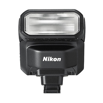 Nikon | SB-N7 Speedlight for Nikon 1 V1 & V2 Mirrorless Digital Cameras (Black) | 3710