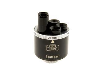 25-135mm Optical Viewfinder For Rangefinder Cameras (Used)