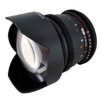Rokinon | 14mm T/3.1 Cine Lens for Canon | CV14MC