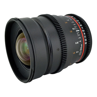 Rokinon | 24mm T/1.5 Cine Lens for Canon | CV24MC