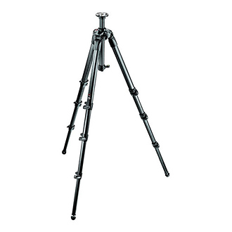 Manfrotto | 057 4-Section Carbon Fiber Tripod with Rapi