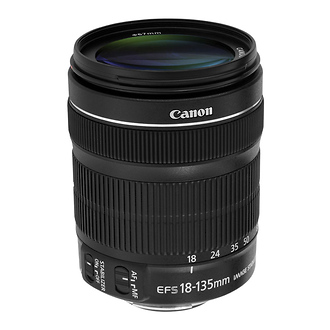 Canon | EF-S 18-135mm f/3.5-5.6 IS STM Lens | 6097B002