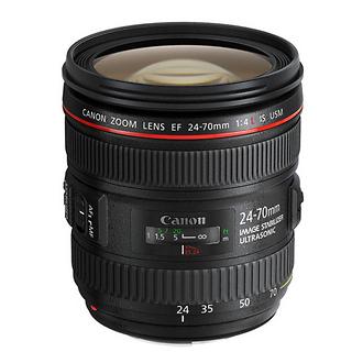 Canon | EF 24-70mm f/4.0L IS USM Standard Zoom Lens | 6313B002