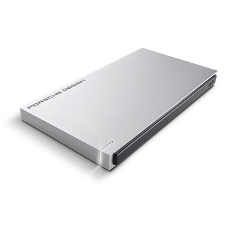 LaCie | 500GB Porsche Design P′9223 Slim External Hard Drive (USB 3.0) | 9000304