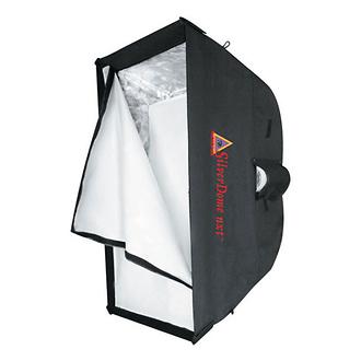 Photoflex | SilverDome NXT Medium Softbox 24x32x17 In.(61x81x43cm) | FV-SD2M