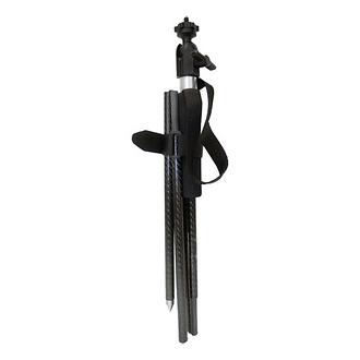 Delkin Devices | Fat Gecko Carbon Fiber Monopod (Black) | DDMNT-MONO