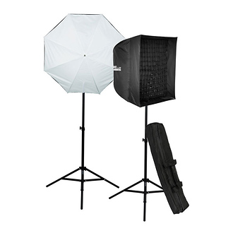 Westcott | Halo & Apollo Speedlite 2 Light Kit | 2028