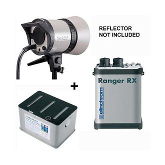 Elinchrom | Ranger RX 1100 Watt Battery Operated Power Pack Kit | EL 10263KITA