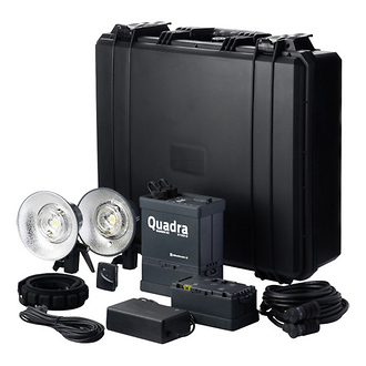 Elinchrom | Ranger Quadra Hybrid LI-ION PRO 2 Light Kit | EL104001