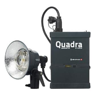 Elinchrom   Ranger Quadra Hybrid-Lead Standard 1-Light