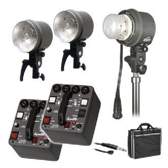 Dynalite | MK8-22100V RoadMax/Studio 800W/s 2 Pack 3 Head Kit (120V) | MK8-22100V