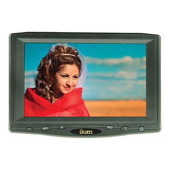 ikan   VL7 7 In. HDMI LCD Field Monitor w/ Canon 5D DV Battery Plate   VL7-E6