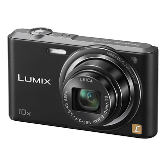 Panasonic | Lumix DMC-SZ3 Digital Camera (Black) | DMC-SZ3K