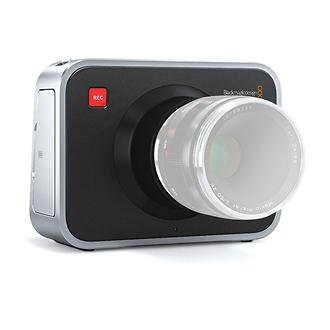 Blackmagic Design | Cinema Camera with EF Mount | CINECAM26KEF