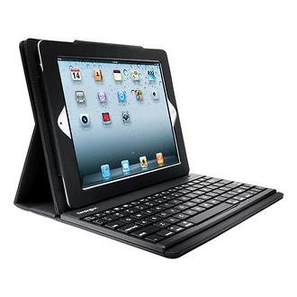 Kensington | KeyFolio Pro Performance Keyboard Case for new iPa