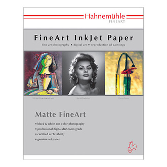 Hahnemuhle | Torchon Matte FineArt Paper (11 x 17 In.) - 25 Sheets | 10641467