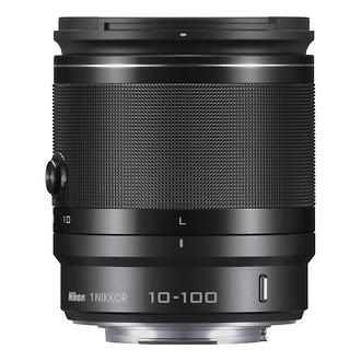 Nikon | 1 Nikkor 10-100mm f/4.0-5.6 VR Lens (Black) | 3326
