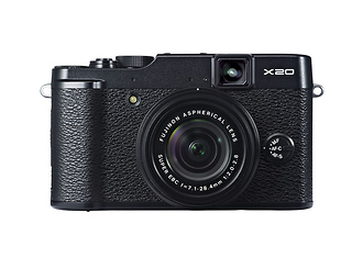 Fujifilm | X20 Digital Camera (Black) | 16314740