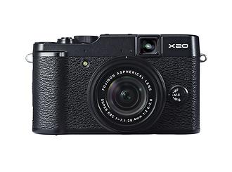 Fujifilm | X20 Digital Camera (Black) | 16314740