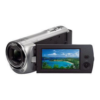 Sony | HDR-CX220 HD Handycam Camcorder (Silver) | HDR-CX220/S