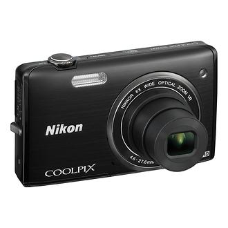 Nikon | COOLPIX S5200 Digital Camera (Black) | 26374
