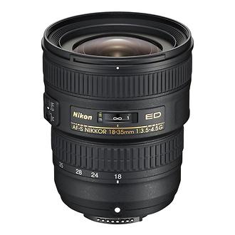 Nikon | AF-S NIKKOR 18-35mm f/3.5-4.5G ED Lens | 2207