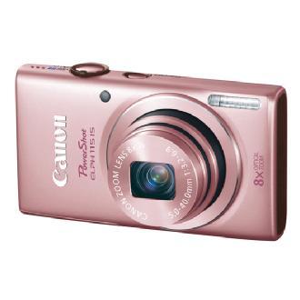 Canon | PowerShot ELPH 115 IS Digital Camera (Pink) | 8608B001