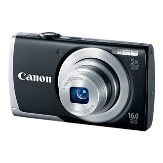 Canon | PowerShot A2500 Digital Camera (Black) | 8253B001