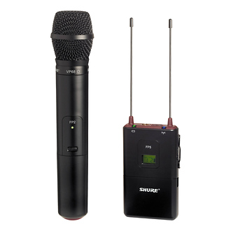 Shure | FP Handheld Wireless System | FP25VP68