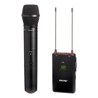 Shure | FP Handheld Wireless System | FP25VP68