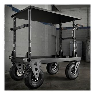 Inovativ | Ranger 36 Equipment Cart | RANGER36