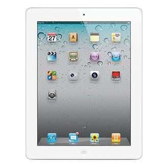 Apple | 16GB iPad 2 with Wi-Fi (White) | MC989LLA