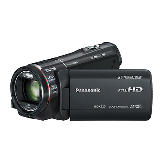 Panasonic | HC-X920 3MOS Ultrafine Full HD Camcorder | HC-X920K