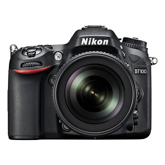 Nikon | D7100 Digital SLR Camera with 18-105mm f/3.5-5.6G ED VR DX Lens | 1515