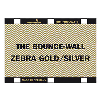 California SunBounce | Bounce-Wall (Zebra Gold/Silver) | C000B420