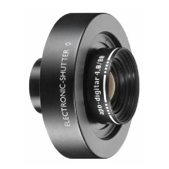 Schneider Optics | 80mm f/4 Apo Digitar L Lens with Electronic Shutter | 03017731