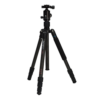Benro | Travel Angel II Triple Transfunctional Aluminum Tripod Kit with V1 Ball Head | C1682TV1