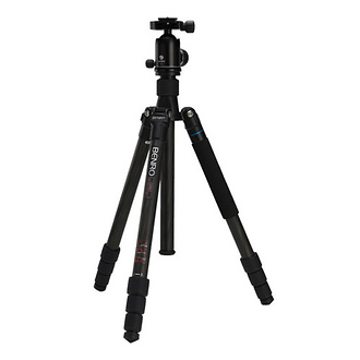 Benro | Travel Angel II Triple Transfunctional Aluminum Tripod Kit with V2 Ball Head | C2682TV2