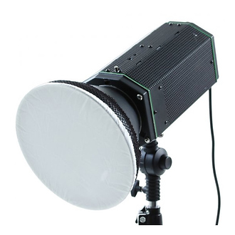 RPS Studio | CoolLED 100W Studio Light with Reflector | RS5610